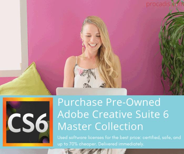 Adobe CS6: Master Collection (64-bit)