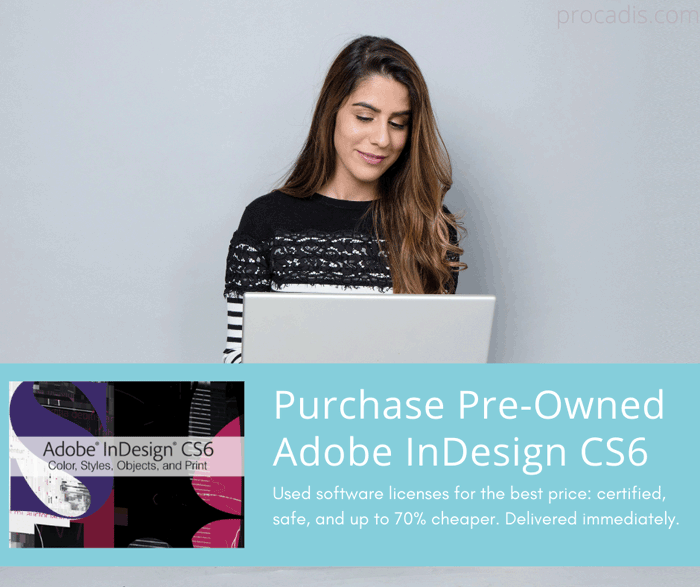 Adobe Photoshop CS6 Licenses used for businesses